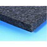 Adam Hall Foam Case Lining Black Ethafoam 12 mm