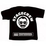 DAP Audio T-Shirt Stagecrew