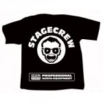 DAP Audio T-Shirt Stagecrew