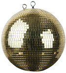 Showtec Mirrorball 30cm Gold Mirror