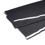Adam Hall 0153 X 210 - Blackout cloth B1 with Velcro 2 x 1 m