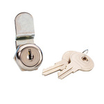 Adam Hall 1642 KEY - Pair of Spare Keys for 1642 Cylinder Lock