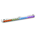Cameo NEW BAR WH - 252 x 10 mm LED RGBA Colour Bar white