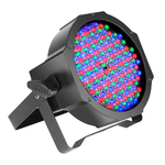 Cameo NEW FLAT PAR CAN RGB 10 IR - 144 x 10 mm  FLAT LED RGB PAR Spot light in black housing