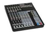 DAP Audio Gig-124C 12 Channel Mixer with compressors