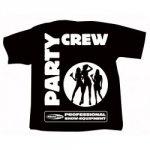 Showtec T-Shirt Partycrew