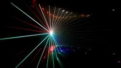 Špičkový laser RGB za výbornou cenu!