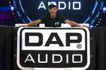DAP Audio a Dj Nigel Lakefield