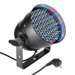 Cameo PAR 56 CAN 151x 5mm LED RGB Black