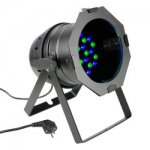 Cameo PAR 64 CAN 36x 3W LED RGB Black