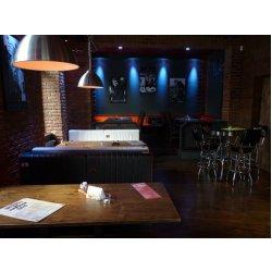Restaurace - music club GARAGE