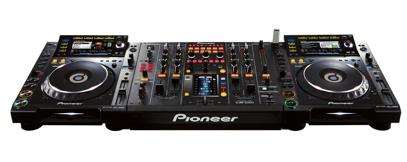 Audiolight sales s r o pioneer djm 2000 - Table de mixage pioneer djm 2000 ...